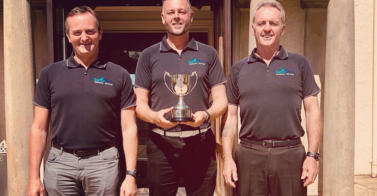 Eurotech Win the Fife Chamber of Commerce Annual Team Challenge